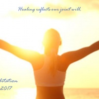 Healing Meditation A Walk with Jesus By the Sea: Experiencing Love