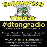 Sports & Music UNITE! - Powered by The Shower Toga