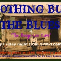 """NothingButTheBlues""/YoGirl BrendaPearl"