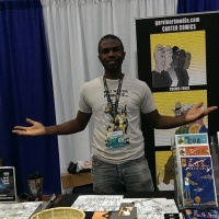 Spotlight H.E.: Comics with Allen Carter