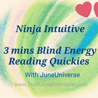 3 Mins Blind Intuitive Reading Quickies - Love And Authenticity