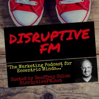 Disruptive FM: Episode 59 What Awaits Brands in 2017, Trump and Twitter, Cheryl Metzger 2017 Communication Strategy Predictions