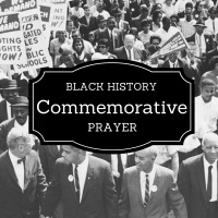 Black History Commemorative Prayer