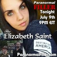 Elizabeth Saint & Co-Workers On Paranormal Filler