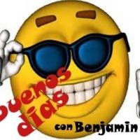 El show de Benjamin Cardenas Galaviz
