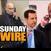 Sunday Wire EP #168 - 'Hacking the World' with Patrick Henningsen, guest Steven Sahiounie