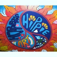 HIPPIE BRAZIL ROCK