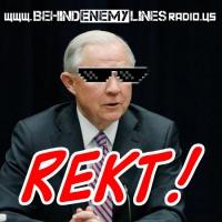Behind Enemy Lines:  MSM Narrative:  REKT!