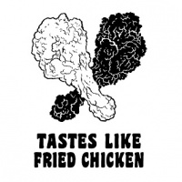 Tastes Like Fried Chicken