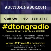 NFL Preseason, PGA, MLB, & Indie Music - Powered by AuctionInABox.com