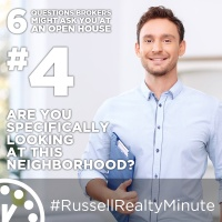 Open House questions - Does this home have the features you are looking for?