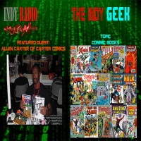 Indy Geek: Allen Carter/Comics VS Films