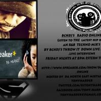 BCHDJ's Radio Online