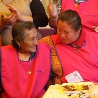 """Españoleando """" Programa con Las Patronas Norma Romero, candidatas a los Premios Princesa de Asturias 2016"""