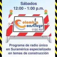 El show de colombiaconstruye