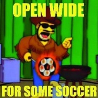 Episode 101: Open Wide For Some Soccer