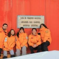 DX 23 Novedades de LRA36 en Antartida Argentina