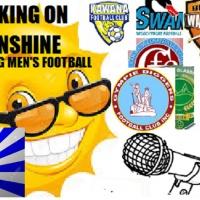 TALKING ON SUNSHINE ( Talking Men's Football on The Sunshine Coast )