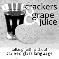 Crackers and Grape Juice