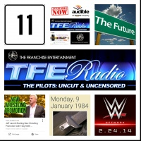 "TFE - Radio: The Pilots Episode #11: ""The Future"" - Thursday January 9Th 2014. - 10 Minute Clip"