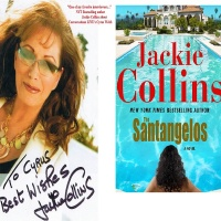 Jackie Collins on #ConversationsLIVE