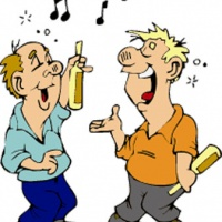 radio canta borracho canta el rayo