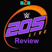 Wrestling 2 the MAX:  WWE 205 Live Review 4.18.17
