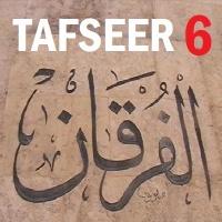 Soorah al-Furqaan Part 6, Verses 30-34