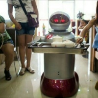 Do you want chips with that? Building Robot Staff 'cheaper' Than Hiring Workers On Minimum Wage!