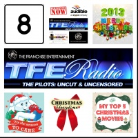 "TFE - Radio: The Pilots Episode #8: ""Merry Christmas 2013"": Thursday December 19Th 2013. - 10 Minute Clip"
