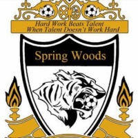 Coach Yaya of the Spring Woods Boys ⚽️ Program