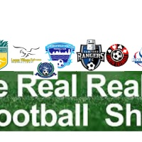 THE REAL REAL FOOTBALL SHOW  ( Talking Cap 4 in Football Brisbane )