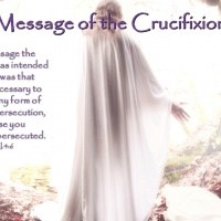 The Message of the Crucifixion -4/2/17