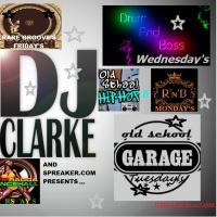 DJ CLARKE'S SHOW'S