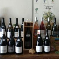 Chateauneuf-du-Pape Wine Region of France