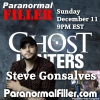 Steve Gonsalves On Paranormal Filler