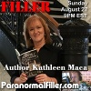 Author Kathleen Maca On Paranormal Filler