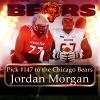 Chicago Bears OL Jordan Morgan (@JordansJordans3)