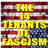 #The14TenetsOfFascism Part 1 - Powerful and Continuing Nationalism