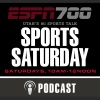 Sports Saturday - 04-22-17 - Hour 1