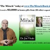 "DR. JOE VITALE ""The Miracle!"""