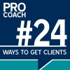 PC 024: Top Methods for Getting New Clients