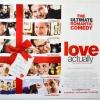 """Love Actually"" Movie Talk on Christmas Eve"