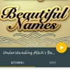 UnderstandingAllah's Beautiful Names