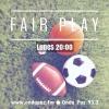 FAIR PLAY 9-01-17