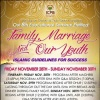 ICPB: Family, Marriage, & Our Youth