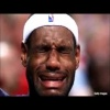 Lebron Stop Crying! U put the pressure I