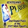 GWS' Round 2 Picks of the 2017 NBA Playoffs