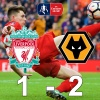 Liverpool v Wolves - FA Cup Round Four Match-Review
