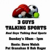 3 Guys Talking Sports